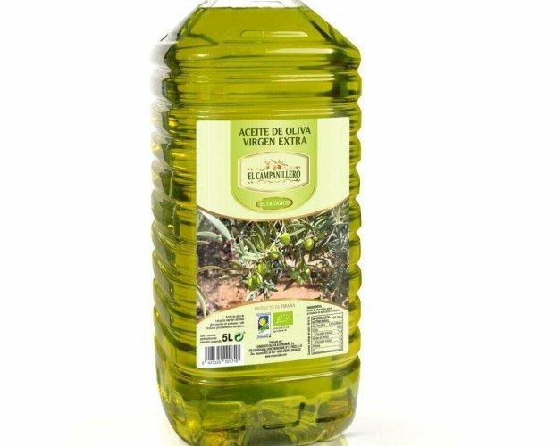 Aceite de Oliva. Caja de 15 litros