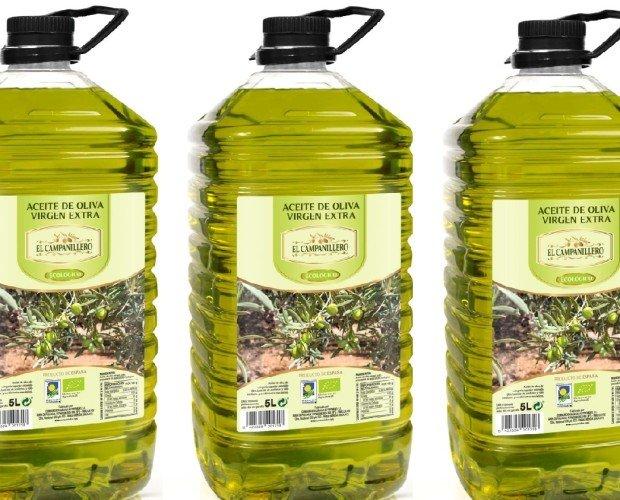 Aceite de Oliva Ecológico. Excelente para freir