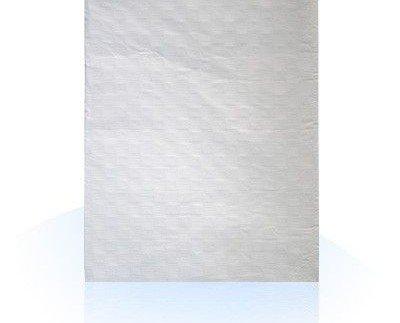 Mantel blanco de papel. Manteles de papel blanco de 37 grs. 100x120 cm.