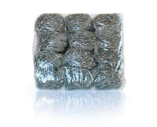Estropajo de aluminio. Estropajo de 40 g