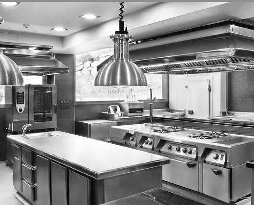 Cocinas industriales. Diseñamos tu cocina y la realizamos