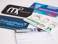 tarjetas de plástico personalizadas
