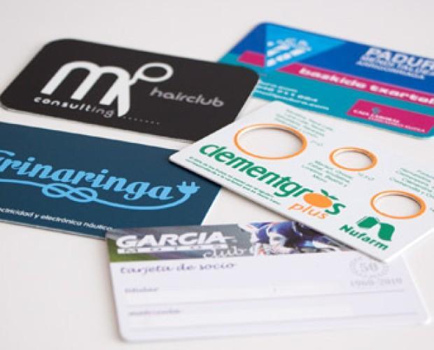 Tarjetas de Visita.tarjetas de visita de plástico