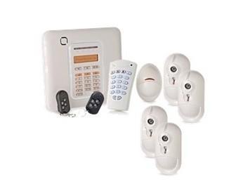 Alarmas.Instalación de sistemas de alarmas