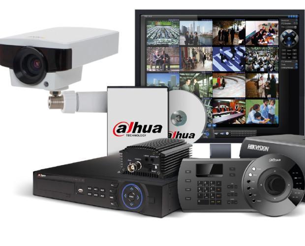 Sistemas de Videovigilancia.Sistemas de videovigilancia.