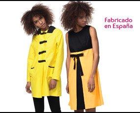 SS2019. Gabardina: 34€ Vestido: 35€ Ambas prendas están disponibles en más colores.