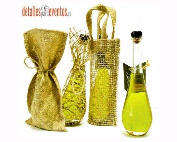 Aceite de oliva. Para bodas