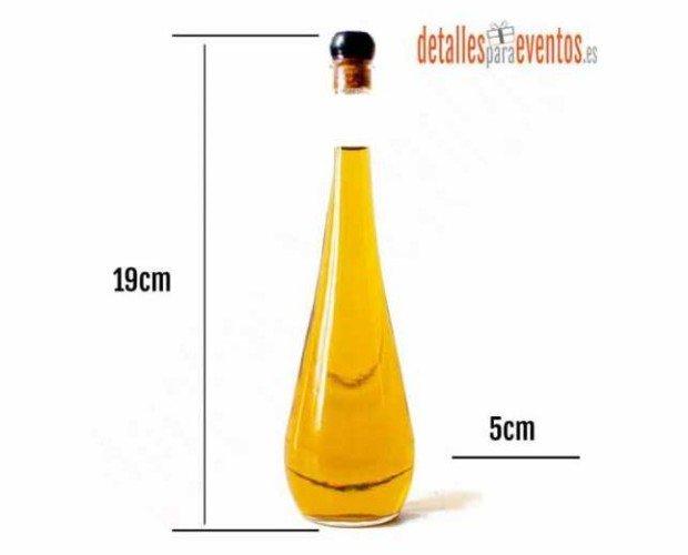 Aceite de oliva. Aceites personalizados