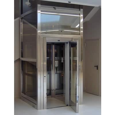 Ascensor. Variedad de ascensores para el hogar