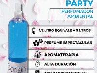 GAMA DORIAN, PARTY