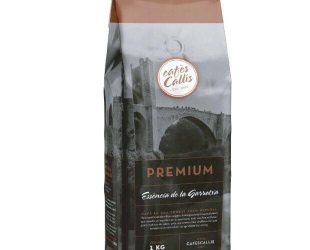 Café en grano. Nuestra gama de café en grano: Premium, Or, Natural, Crema, Ecológico,y Descafeïnado