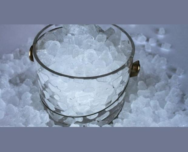 Hielo GelAura. Ideal para cockteles