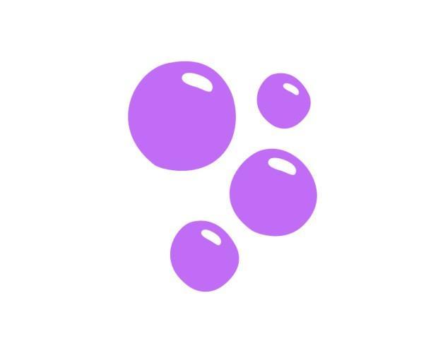 Colorantes de Glicerinas. Colorante de color Malva