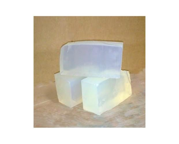 Materias Primas para Cosmética Natural. Glicerina Vegetal. Base de jabón sólido transparente de origen vegetal.