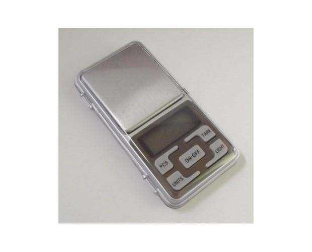 Mini Básculas. Mini Báscula para pesar hasta 300 g, con precisión de 0,01 g.