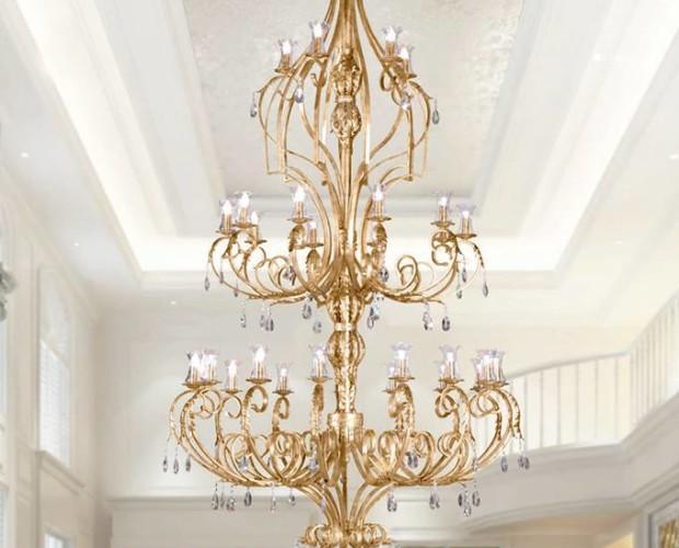 Lámparas de Techo.Hermosa lámpara