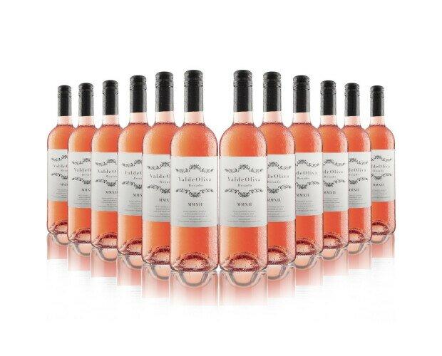 Valdeoliva Rosado. Este vino es fresco, ligero y afrutado