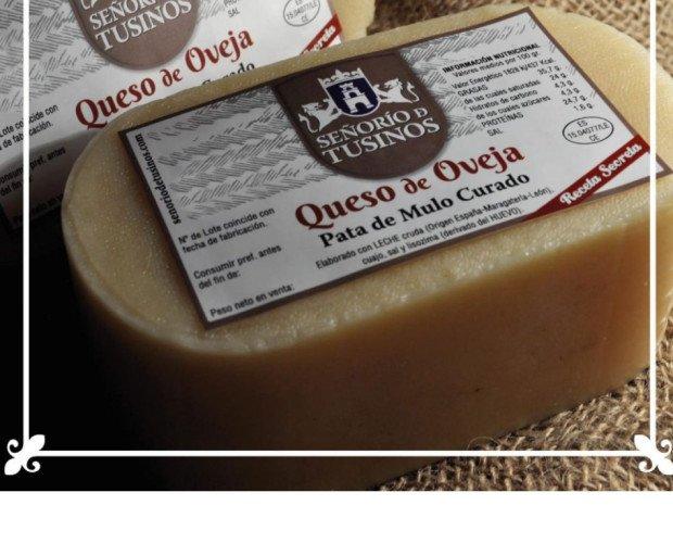 Quesos Gourmet.Una amplia gama de quesos gourmet.