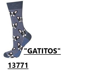 Calcetines gatitos