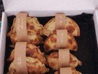 Cajas de empanadas