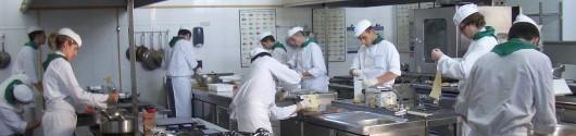 Escuela de Hostelería.Dirección de servicios de restauración