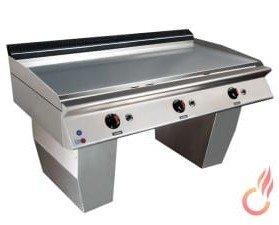Planchas Fry-Top. Las Fry-Top son planchas de cocina industrial de mayor palastro, potencia y dimensiones que las convencionales.