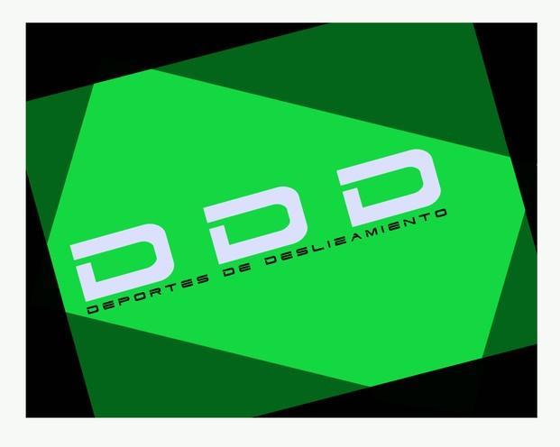 Logotipo DDD. DISEÑO DE LOGOTIPOS