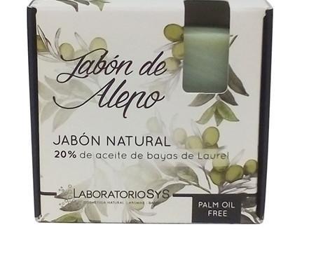 Artículos de Baño Naturales. Jabones Naturales. Elaborados de manera artesanal con Aceite de Oliva y Aceite de Coco