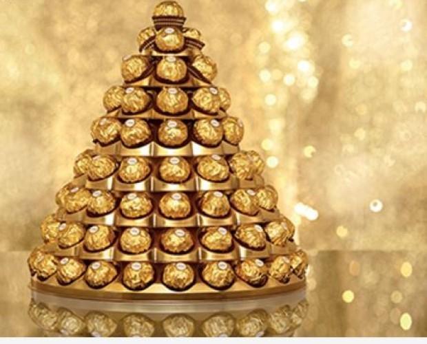Bombones de Chocolate.Ofrecemos bombones para Navidad exquisitos