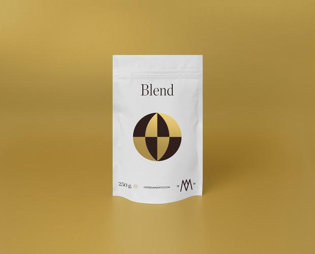 Cafe blend de primavera mezclas. Mezcla de Cafés Orgánicos de Etiopía Torbán y Honduras