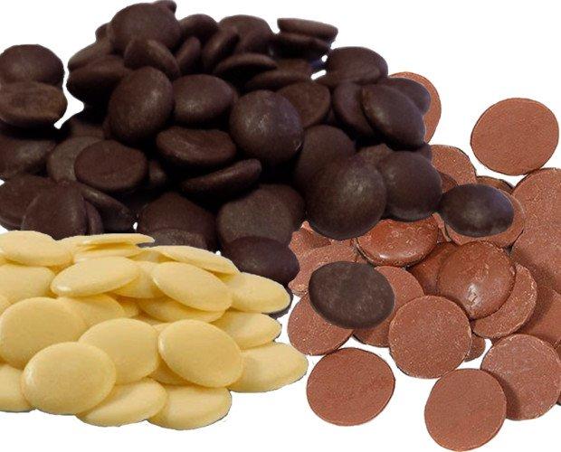 Chocolate para Cobertura.