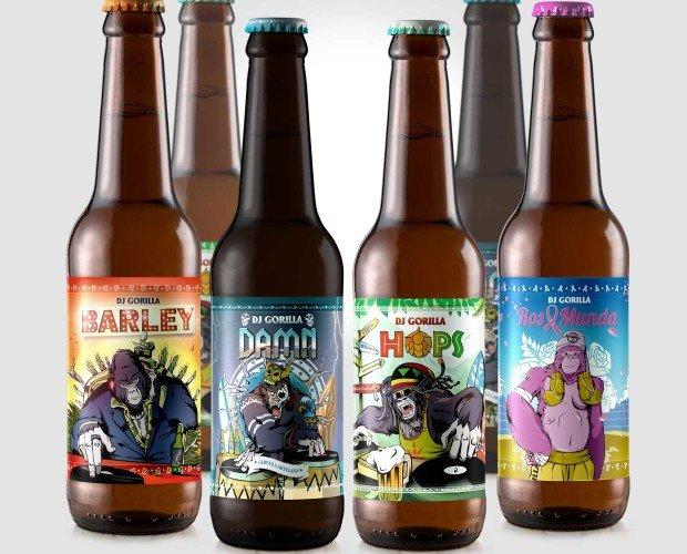 Pack 6 cervezas. Personalizado a tu gusto. Excelencia y variedad.