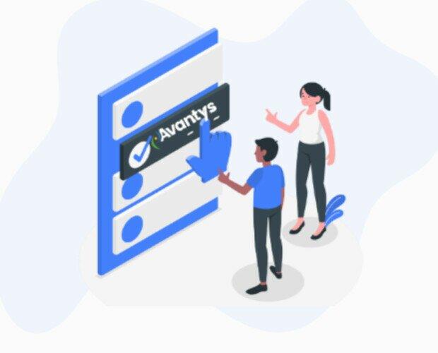 Registro de Dominios.Servicios de hosting web de avantys