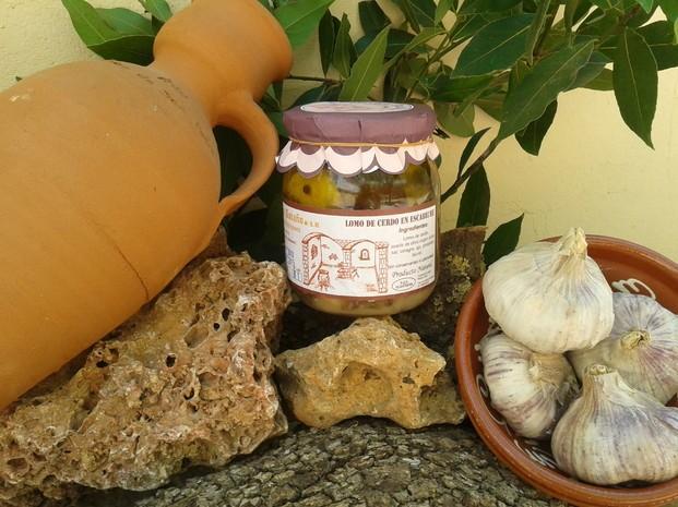 Lomo en escabeche. Escabeche Artesano Lomo en escabeche. Producto 100% natural.Sin conservantes ni aditivos. Producto Gourmet