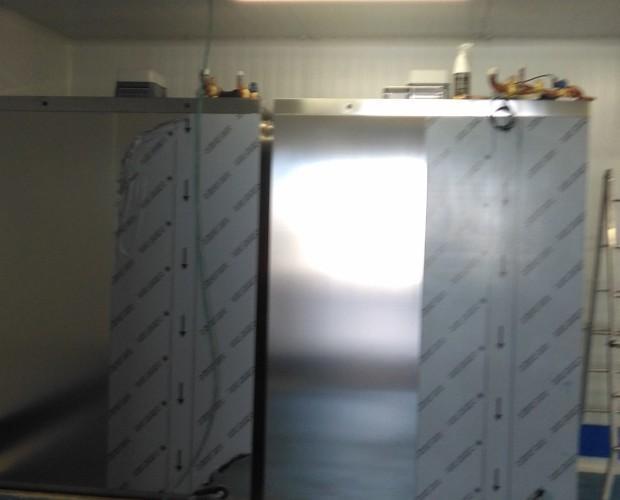 Cámaras de Congelación para Heladerías.Instalación de abatidores temperatura