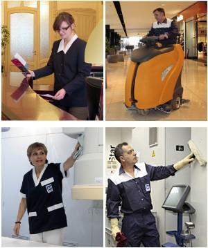 Servicios de Limpieza. Servicios de limpieza profesional