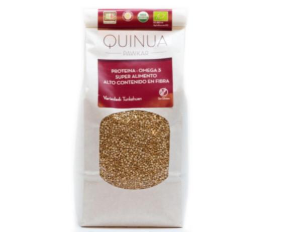 Quinoa Bio 500gr. Orgánica certificada en caja: 6kg de 12 packs
