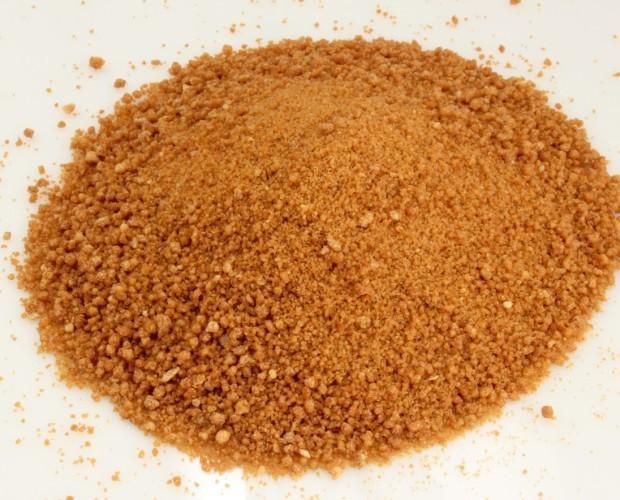Azúcar Panela en polvo. Azúcar Panela en polvo