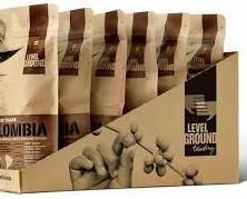 Café  Colombia. 1 kg café tostado en grano 100% arábica supremo
