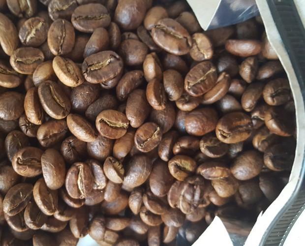 Café Brasil. 1 kg café tostado en grano 100% Arábica Brasil