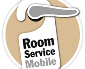 Room Service Mobile. Elimina distancias y evita desplazamientos innecesarios
