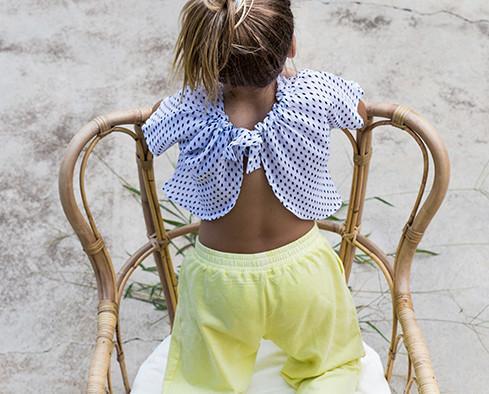 Blusas verano. Producidas en España