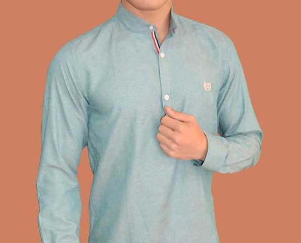 Camisa pollera El Caballero. Diversas tallas y colores