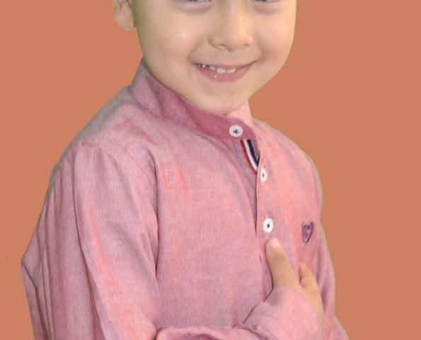 Camisas infantiles. Moda infantil