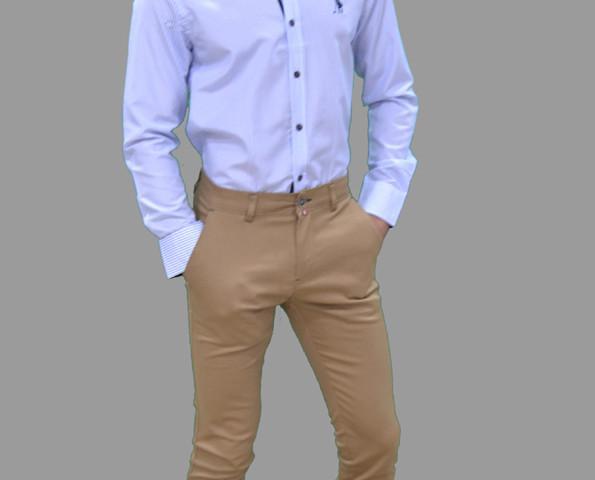 Pantalón chino. Seguimos las últimas tendencias