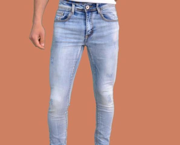 Jeans casual. Siempre a la moda