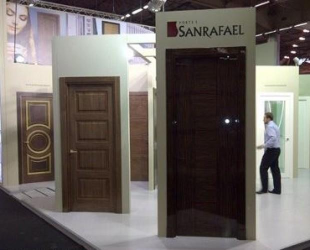 puertas de interior. puertas de madera