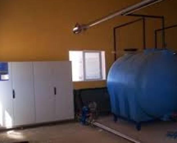 Tratamiento de aguas. Ingenieros calificados