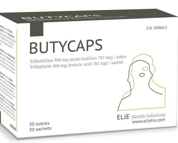 BUTYCAPS 30 sobres. Complemento alimenticio con ácido butírico.