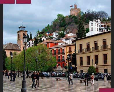 Aparthoteles.Modernidad en el bullir de Granada